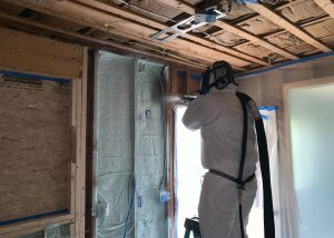Spray Foam Insulation - Belmont MA