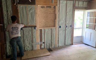 Spray Foam Insulation - Belmont MA