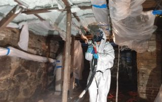 spray foam insulation stoneham ma 22 320x202 - Spray Foam Insulation - Stoneham, MA