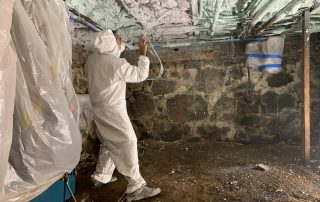 spray foam insulation stoneham ma 27 320x202 - Spray Foam Insulation - Stoneham, MA
