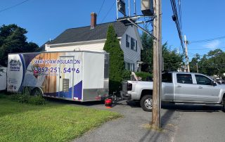 spray foam insulation stoneham ma 3 320x202 - Spray Foam Insulation - Stoneham, MA