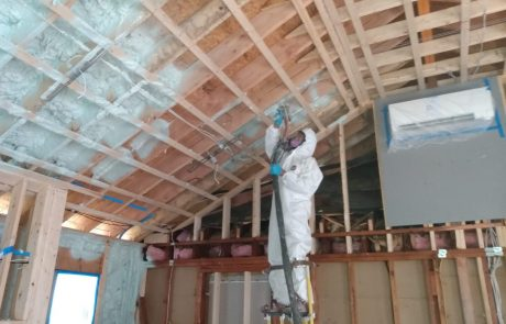 Spray Foam Insulation - Watertown, MA