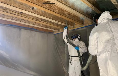 11 460x295 - Spray Foam Insulation - Watertown, MA