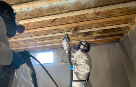 12 460x295 - Spray Foam Insulation - Watertown, MA