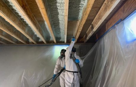 Spray Foam Insulation – Watertown, MA