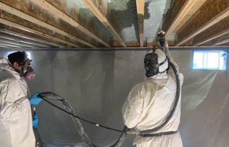 14 460x295 - Spray Foam Insulation - Watertown, MA