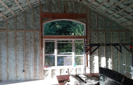 3 460x295 - Spray Foam Insulation - Watertown, MA