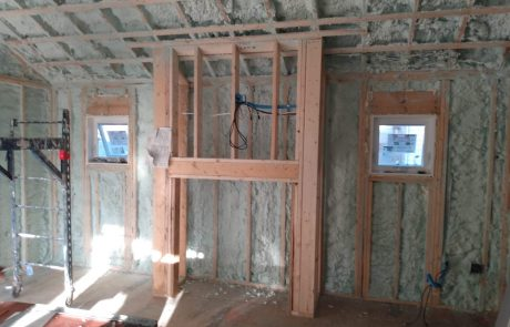 4 460x295 - Spray Foam Insulation - Watertown, MA