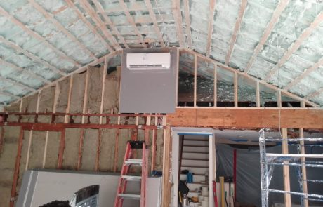 5 460x295 - Spray Foam Insulation - Watertown, MA