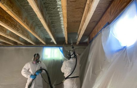 7 460x295 - Spray Foam Insulation - Watertown, MA