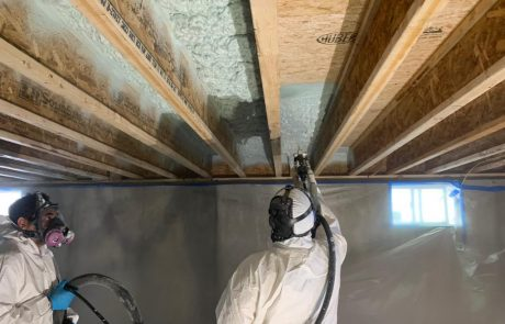 8 460x295 - Spray Foam Insulation - Watertown, MA