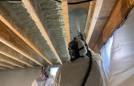9 460x295 - Spray Foam Insulation - Watertown, MA