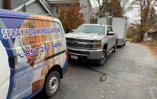 spray foam insulation billerica ma 2 320x202 - Spray Foam Insulation - Billerica, MA